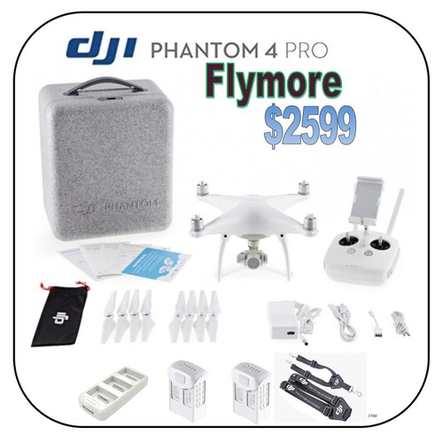 Phantom 4 pro Flymore Kit