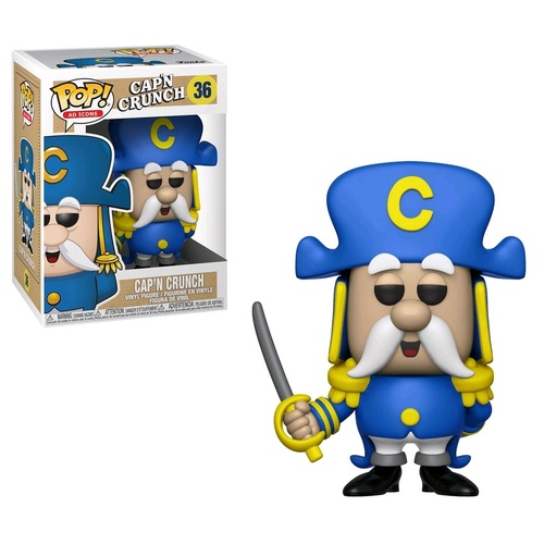 Ad Icons - Cap'n Crunch Pop! Vinyl