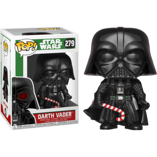 Star Wars - Darth Vader Christmas Holiday #279 Pop! Vinyl