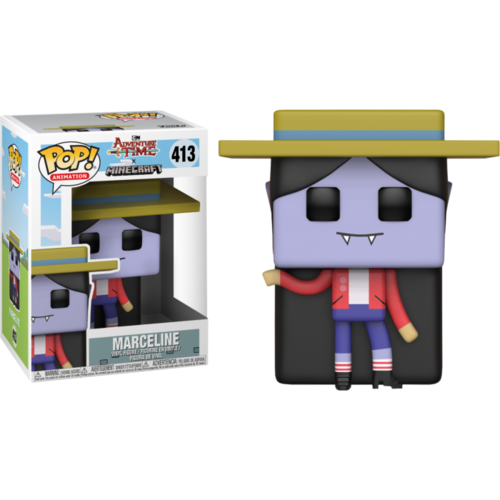 Adventure Time - Marceline Minecraft #413 Pop! Vinyl