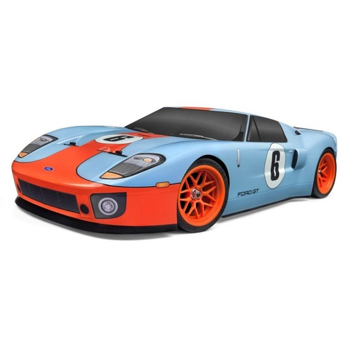 HPI 120098 RS4 SPORT 3 FLUX FORD GT LM SPEC II 1/10 4WD ELECTRIC CAR