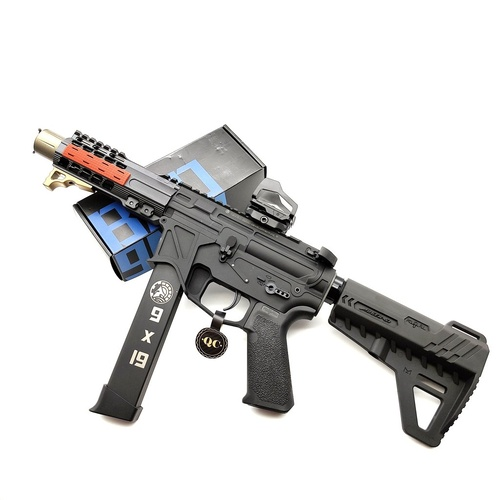 Kublai K6L Gel Blaster, Compact Design, Burst Fire Monster