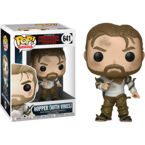 Stranger Things - Hopper with Vines #641 Pop! Vinyl