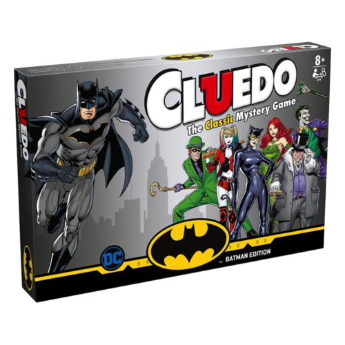 Cluedo - Batman Edition Board Game