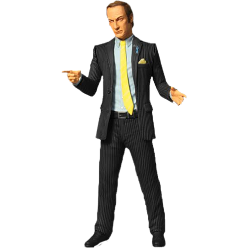 "Breaking Bad - Saul Goodman 6"" Action Figure"