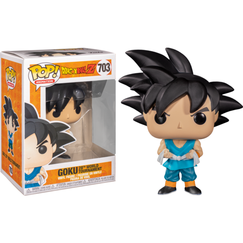 Dragon Ball Z - Goku World Tournament #703 Pop! Vinyl