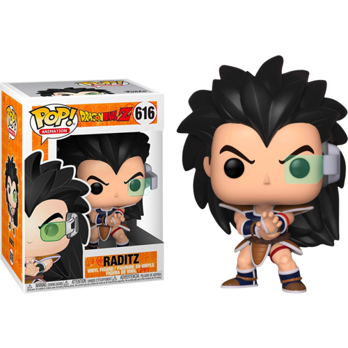 Dragon Ball Z - Raditz #616 Pop! Vinyl