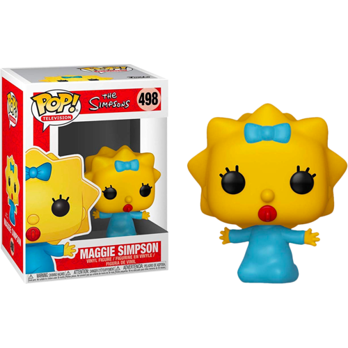 The Simpsons - Maggie #498 Pop! Vinyl