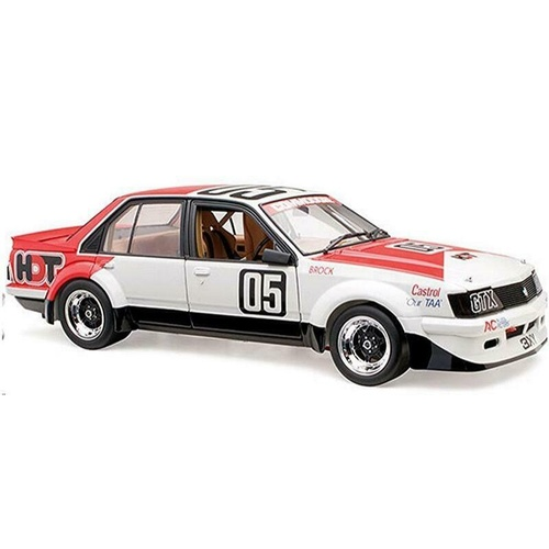 1:18 Holden VH Commodore 1983 ATCC 3rd Place Brock Classic Carlectables