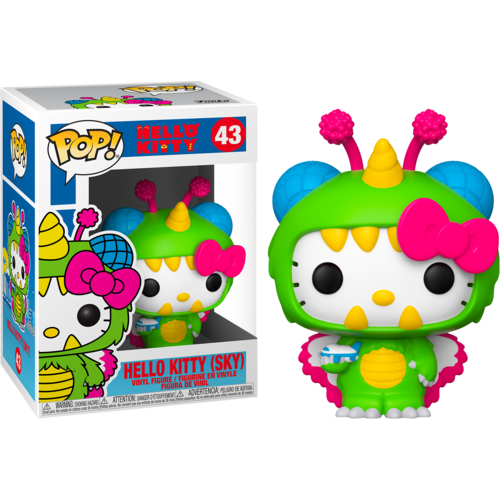 Hello Kitty - Sky Kaiju Kitty #43 Pop! Vinyl