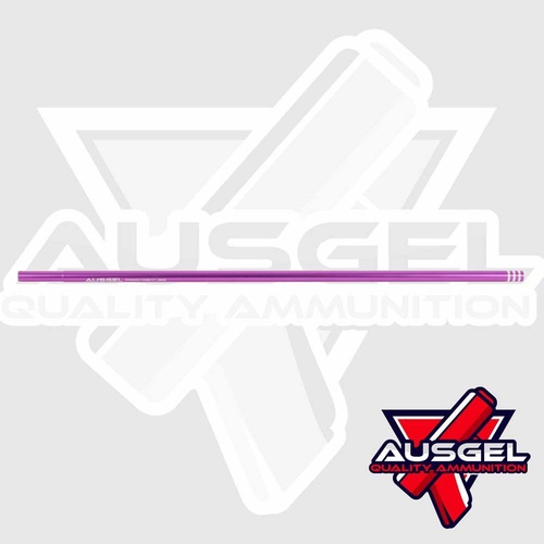 AUSGEL 450mm Purple Polished Inner Barrel (7.3mm ID) (10.00mm OD)