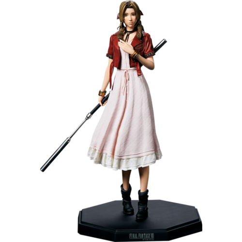 "Final Fantasy VII - Aerith Gainsborough 9"" Statue"
