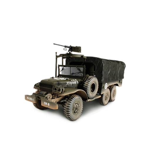 Forces Of Valor – U.S. 6X6 1.5 TON CARGO TRUCK 1:32 European Theater Operation, 1945