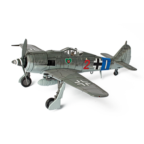 FORCES OF VALOR - GERMAN FW 190A8 JG 54 France, 1944, 1:72
