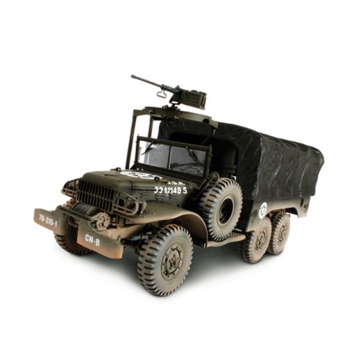 Forces of Valor - U.S. 6X6 1.5 TON CARGO TRUCK European Theater Operation, 1945 1:32