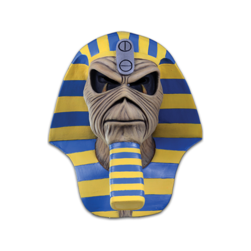 Iron Maiden - Powerslave Pharoah Eddie Mask