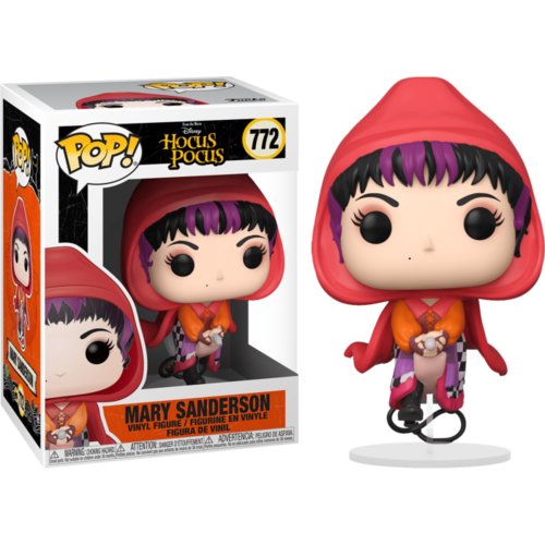 Hocus Pocus (1993) - Mary Sanderson Flying #772 Pop! Vinyl