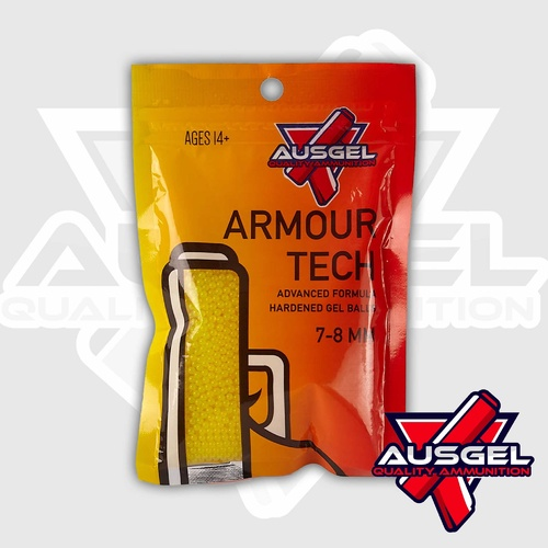 Ausgel Armour Tech Yellow Gels
