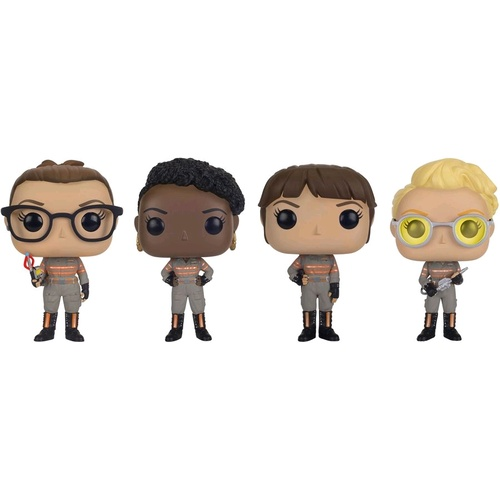Ghostbusters (2016) - Ghostbusters US Exclusive Pop! Vinyl 4-Pack